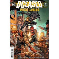 Dceased: Unkillables Issue 2