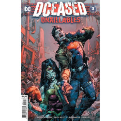 Dceased: Unkillables Issue 3