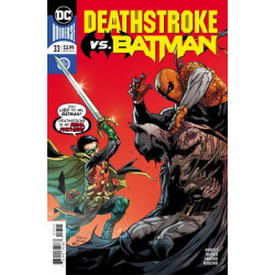 Deathstroke Vol. 4 Issue 33