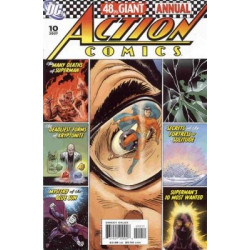 Action Comics Vol. 1 Annual 10