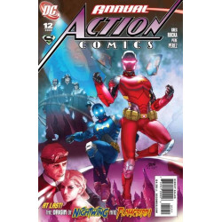 Action Comics Vol. 1 Annual 12