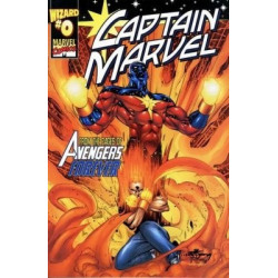Captain Marvel Vol. 3 Issue 0