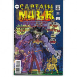 Captain Marvel Vol. 8 Issue 125c Variant Lenticular