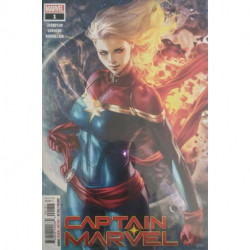 Captain Marvel Vol. 9 Issue 1w Variant