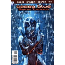 Casey Blue Beyond Tomorrow Issue 2