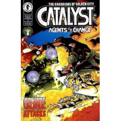 Catalyst: Agents of Change  Issue 2