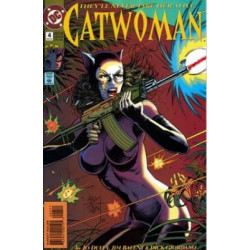 Catwoman Vol. 2 Issue 04