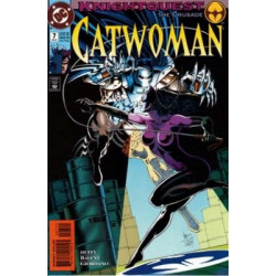 Catwoman Vol. 2 Issue 07