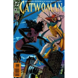 Catwoman Vol. 2 Issue 08