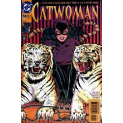 Catwoman Vol. 1 Issue 10