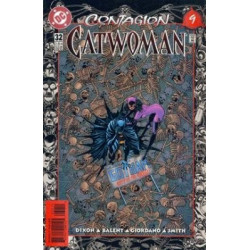 Catwoman Vol. 2 Issue 32