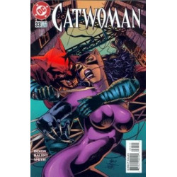 Catwoman Vol. 2 Issue 33