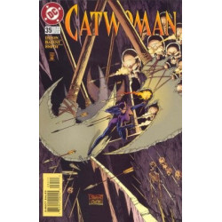 Catwoman Vol. 2 Issue 35