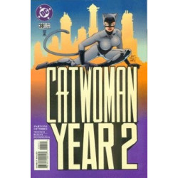 Catwoman Vol. 2 Issue 38