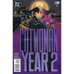 Catwoman Vol. 2 Issue 40