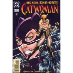 Catwoman Vol. 2 Issue 43