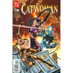 Catwoman Vol. 2 Issue 44