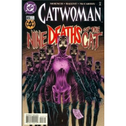 Catwoman Vol. 2 Issue 45