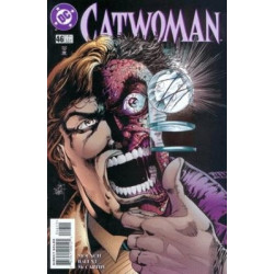 Catwoman Vol. 2 Issue 46