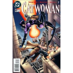 Catwoman Vol. 2 Issue 47