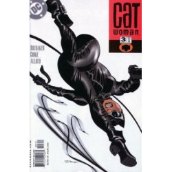 Catwoman Vol. 3 Issue 3