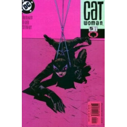 Catwoman Vol. 3 Issue 5