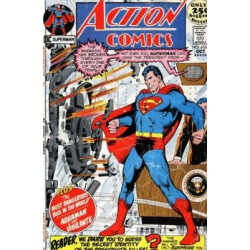 Action Comics Vol. 1 Issue 0405