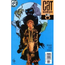 Catwoman Vol. 3 Issue 6