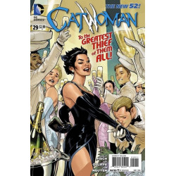Catwoman Vol. 4 Issue 29