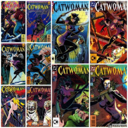Catwoman Volume 1 Collection Issues 1-10