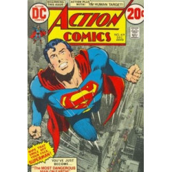 Action Comics Vol. 1 Issue 0419