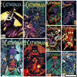 Catwoman Volume 1 Collection Issues 21-30