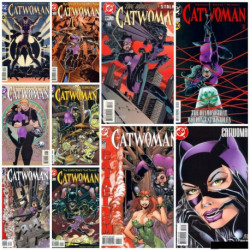 Catwoman Volume 1 Collection Issues 51-60