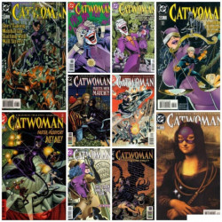 Catwoman Volume 1 Collection Issues 61-70