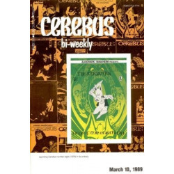 Cerebus Bi-Weekly  Issue 8