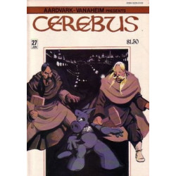 Cerebus the Aardvark  Issue 027