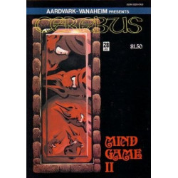 Cerebus the Aardvark  Issue 028