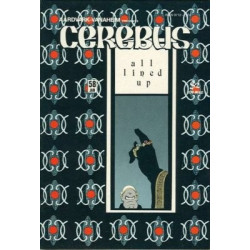 Cerebus the Aardvark  Issue 058