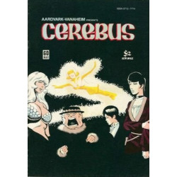 Cerebus the Aardvark  Issue 060