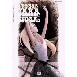 Cerebus the Aardvark  Issue 126
