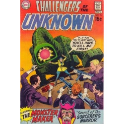 Challengers of the Unknown Vol. 1 Issue 76