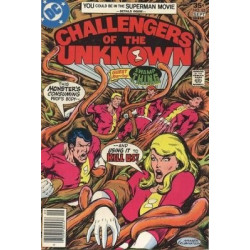 Challengers of the Unknown Vol. 1 Issue 82