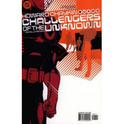 Challengers of the Unknown Vol. 4 Issue 1