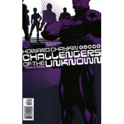 Challengers of the Unknown Vol. 4 Issue 3