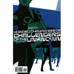 Challengers of the Unknown Vol. 4 Issue 4
