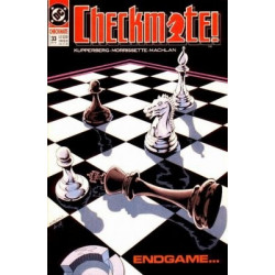Checkmate Vol. 1 Issue 33