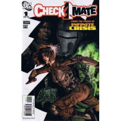 Checkmate Vol. 2 Issue 01