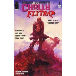 Cholly and Flytrap Issue 1