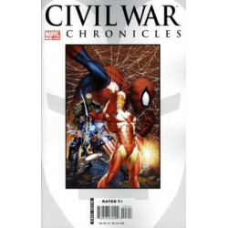 Civil War Chronicles Issue 03
