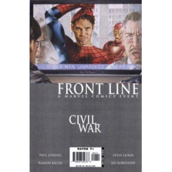 Civil War: Front Line  Issue 02